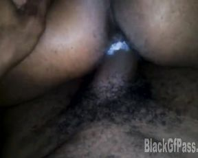 Wet Pussy Riding A Phat Dick