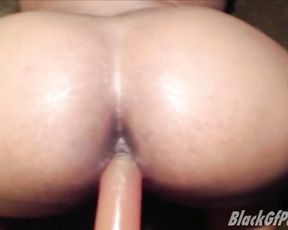 Fucking Her Toy Till She Cums