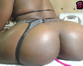 Pretty Chocolate Bubble Booty Pyt