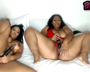 CHANEL FOXX and Toni